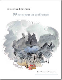 99 notes pour un confinement , Christine Foulcher